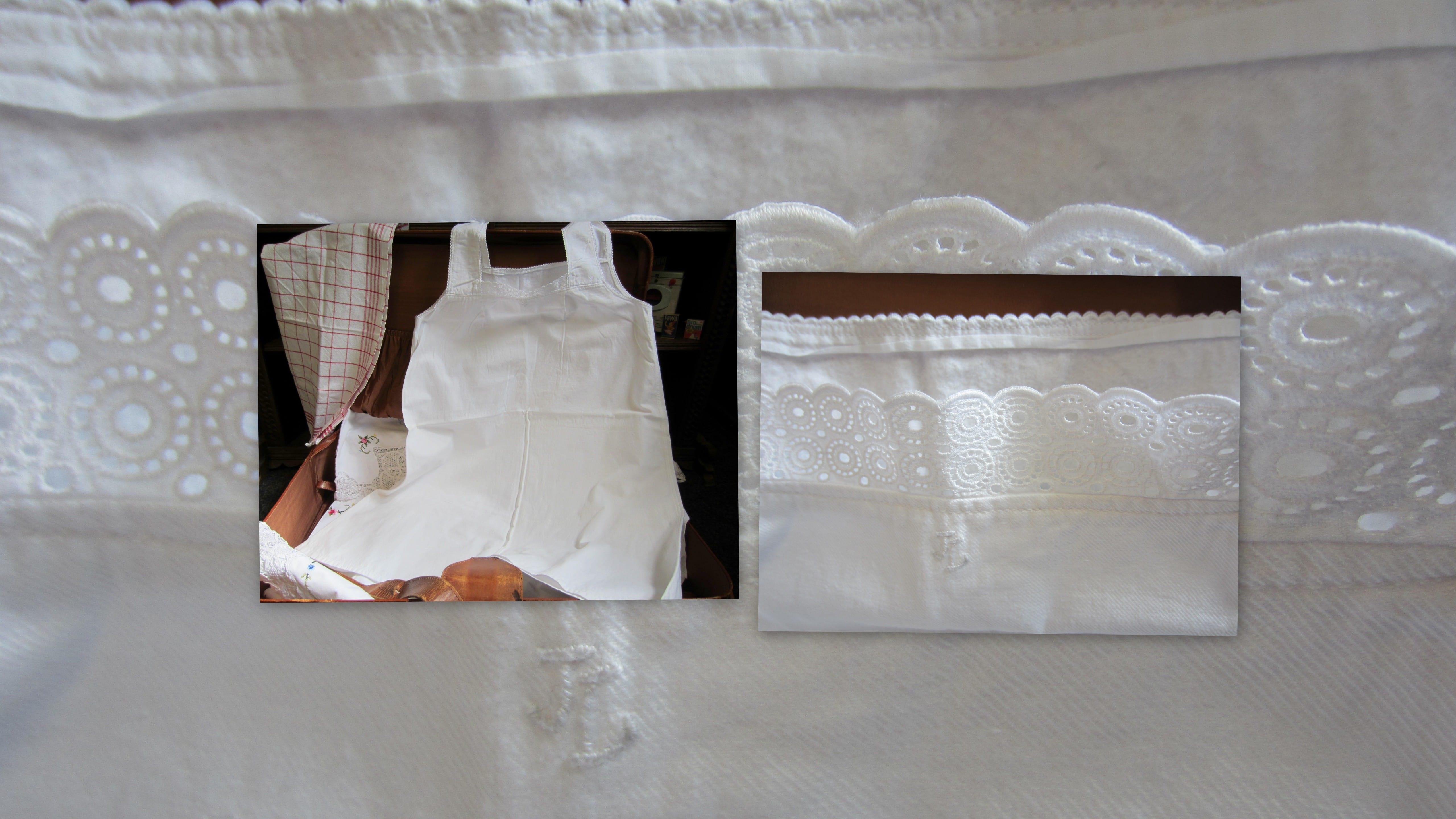 bestbewertet Rabatt zum Verkauf exquisite handwerkskunst Altes Leinen-Nachthemd - verschiedene Modelle aus 1920 ...
